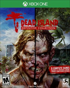 DEAD ISLAND Definitive Collection. XBOX ONE