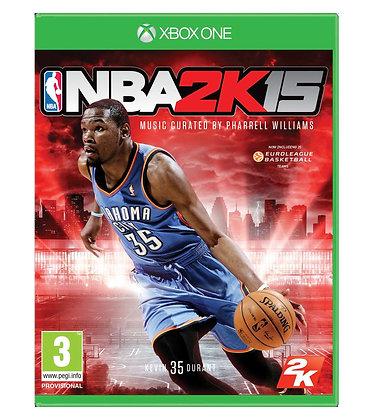 NBA 2K15. Xbox One