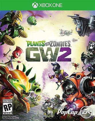 Plants vs. Zombies Garden Warfare 2. Xbox one.