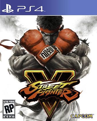 STREET FIGHTER V. PS4