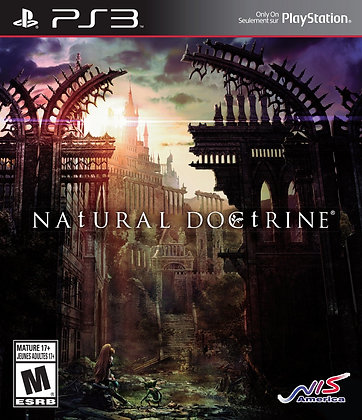 NAtURAL DOCtRINE. PS3
