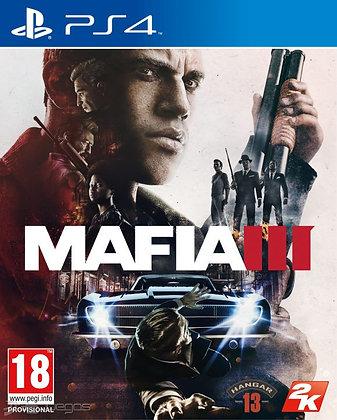 MAFIA III. PS4
