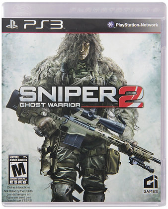Sniper Ghost Warrior 2. PS3