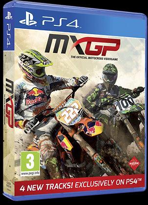 MXGP. PS4