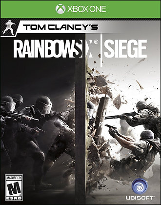 Tom Clancy's Rainbow Six Siege. Xbox One