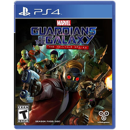 GUARDIANS OF THE GALAXY. PS4