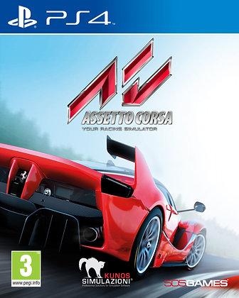 Assetto Corsa. PS4