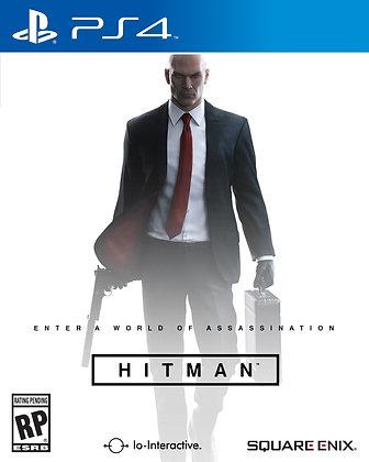 HITMAN. PS4.