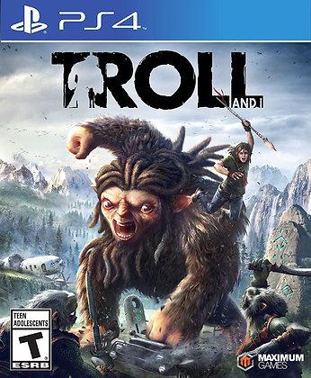 TROLL. PS4