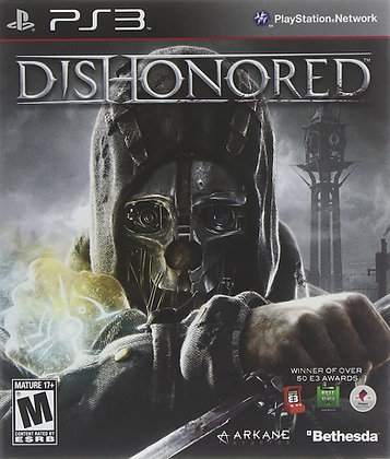 Dishonored. PS3