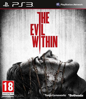 The Evil Within. PS3