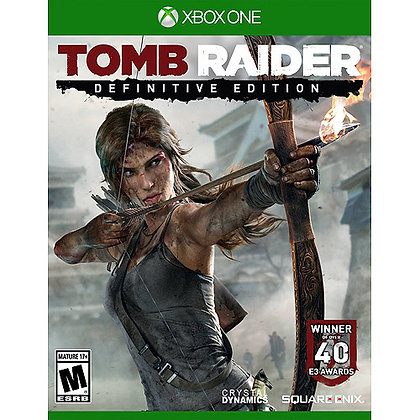 TOMB RAIDER: DEFINITIVE EDITION XONE