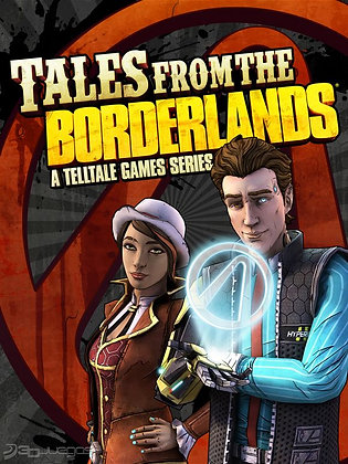 TALES FROM THE BORDERLANDS. PS4