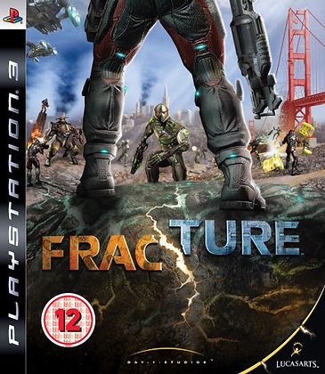 Fracture. PS3