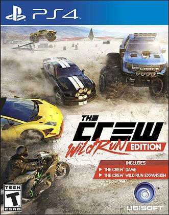 The Crew Wild Run. PS4