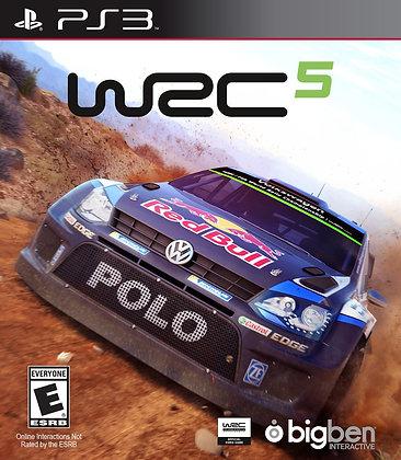 World Rally Car 5. PS3