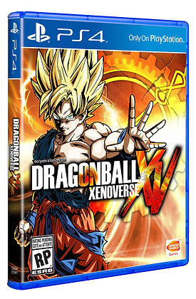 Dragon Ball: Xenoverse. PS4