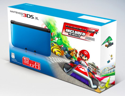 Nintendo 3DS Mario Kart 7 Bundle
