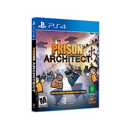 PRISON ARCHITECT. PS4