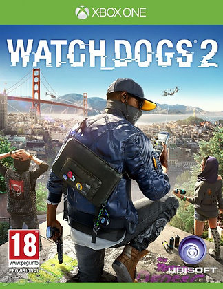 WATCH DOGS 2. XBOX ONE