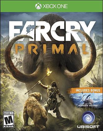 Far Cry Primal. Xbox One.
