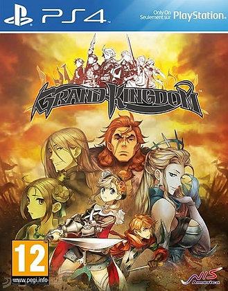 GRAND KINGDOM. PS4