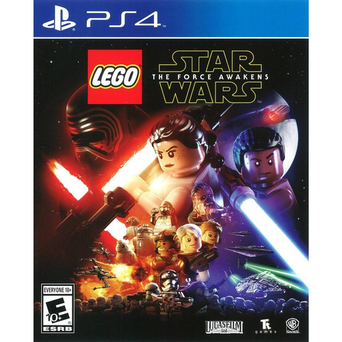 lego star wars the force awakens ps4  gameplayrd