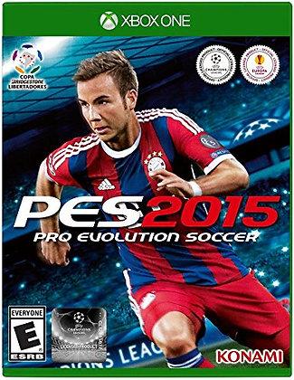 PES 2015. Xbox One