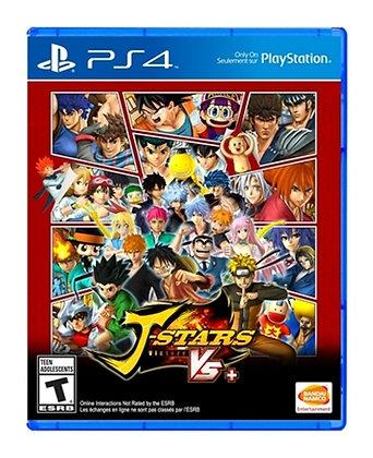 J-STARS VICTORY VS+. PS4