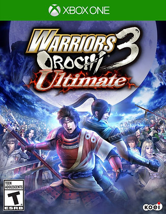 Warrior's Orochi 3 Ultimate. Xbox One