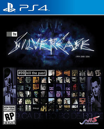 THE SILVER CASE. PS4