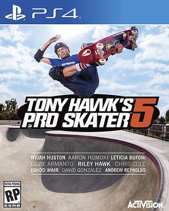 Tony Hawk's Pro Skater 5. PS4
