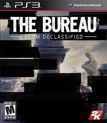 The Bureau XCOM Declassified. PS3