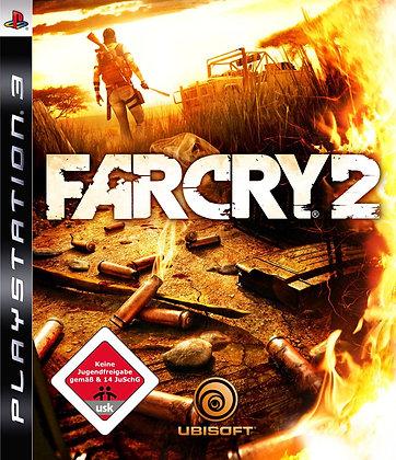 Far Cry 2. PS3