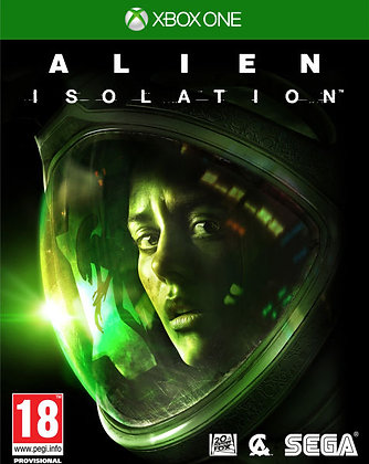 ALIEN ISOLATION. Xbox One