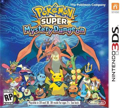 Pokémon Mundo Megamisterioso. 3DS