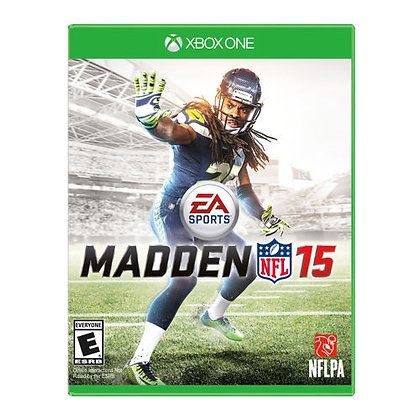 MADDEN NFL 15 XONE