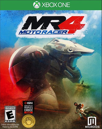 MOTO RACER 4. XBOX ONE
