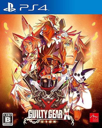 Guilty Gear Xrd -SIGN. PS4