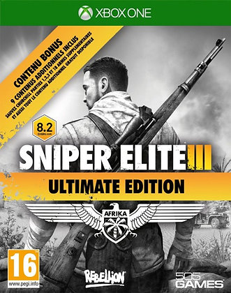 Sniper Elite III Ultimate Edition. Xbox One