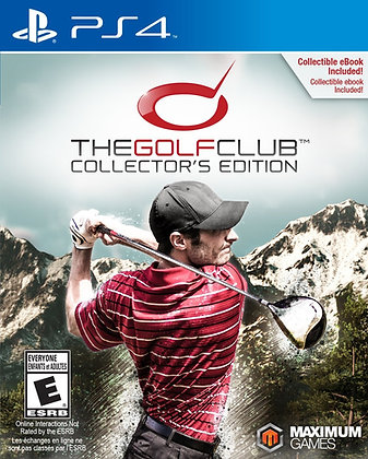 The Golf Club. PS4