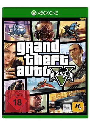 GRAND THEFT AUTO V. Xbox One