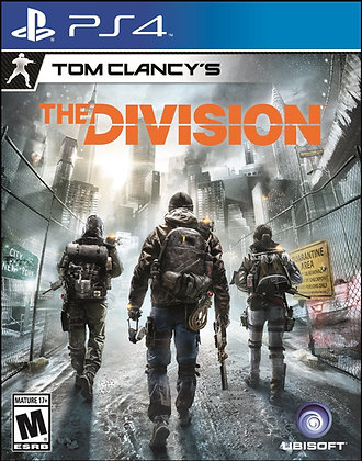 THE DIVISION. PS4.