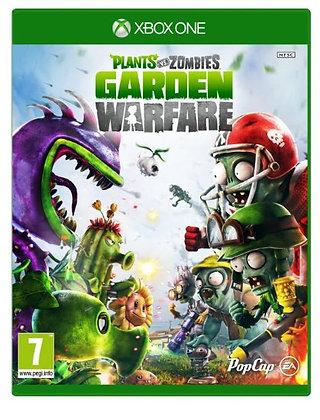 Plants vs Zombies Garden Warfare. Xbox One