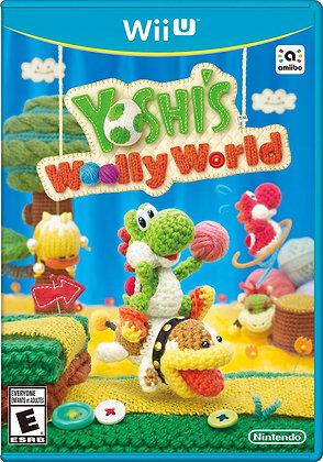 Yoshi's Woolly World. Wii U