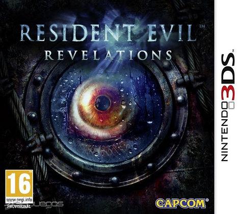 RESIDENT EVIL REVELATION 3DS