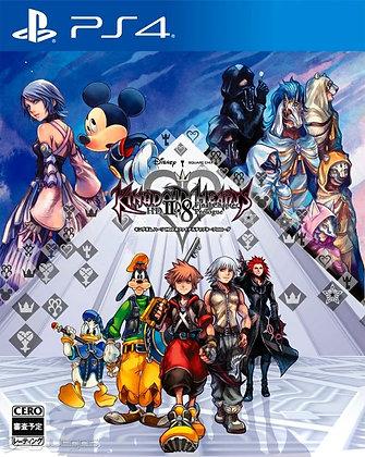 KINGDOM HEARTS HD II.8 PS4