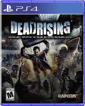 DEAD RISING. PS4