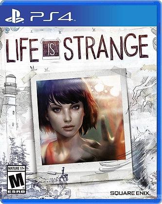 LIFE IS STRANGE. PS4