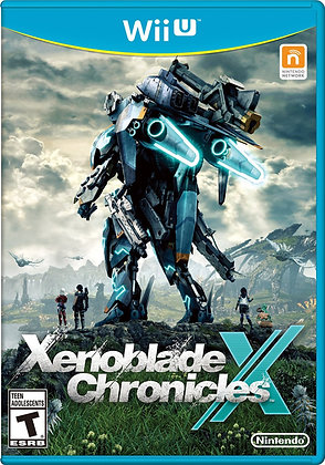 Xenoblade Chronicles X. Wii U